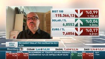 Bürümcekçi: Enflasyon beklentisinde 1 puan yukarı yönlü revize görebiliriz