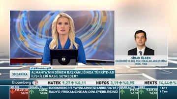 EDAM YKB/ Ülgen: Türkiye-AB ilişkilerinde 6 aylık dönemde çok büyük değişiklikler beklememek gerekiyor