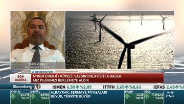 Aydem Enerji/ Küpeli: Halka arzı,2020 içinde yapmak için çalışma içindeyiz