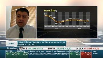 Dr. Tolga Dağlaroğlu: TL'de olası değer kaybı enflasyon üzerinde risk olarak duruyor