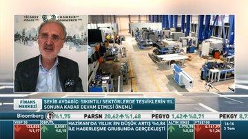 İTO/ Avdagiç: Sıkıntılı sektörlerde teşviklerin yıl sonuna kadar devam etmesi önemli