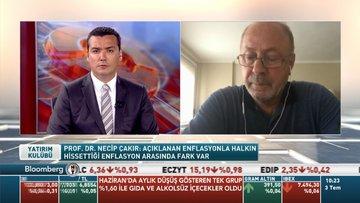 Prof. Dr. Necip Çakır: Tüketici talebinde artışın çok uzun süre devam edeceğini sanmıyorum