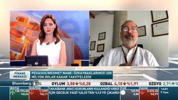 Pegasus/ Mehmet Nane: Özkaynaklarımızı 200 milyon dolar kadar takviyeledik