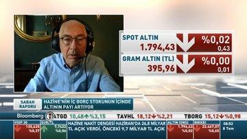 Mehmet Erten: Bütçe açığı ve borçlanma ihtiyacının artması bu dönem için normal