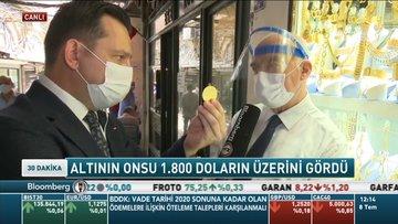 Mehmet Ali Yıldırımtürk: Dünyadaki negatif faiz ortamı altın fiyatını destekliyor