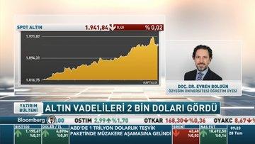 Doç. Dr. Evren Bolgün: ABD-Çin arasındaki gerginlik ve salgın altının tercih edilmesine neden olacaktır