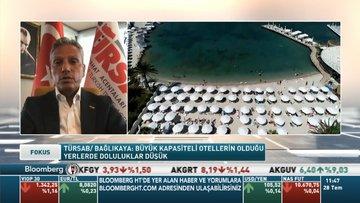 TÜRSAB/ Bağlıkaya: 7-8 milyon İngiliz turistin tatil tercihlerini Akdeniz'deki diğer ülkelere kaydıracağını düşünüyorum