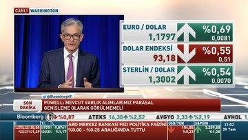 Powell: Ekonomik görünüme dair ciddi belirsizlikler var