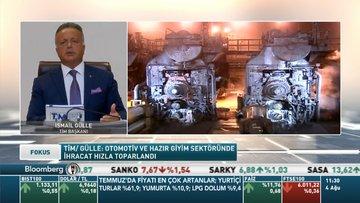 TİM/ Gülle:  Bazı sektörlerimizin ABD'ye ihracatı yoğunlaşacak