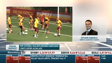 Süper Lig takımlarının harcama limitleri belli oldu