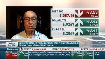 Mehmet Erten: Dış ticarette aylık gelişmeler henüz kırılma noktasında değil