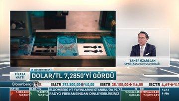 Taner Özarslan: Şuan yapılması gereken TL'yi korumak ve bir kalkan oluşturmak