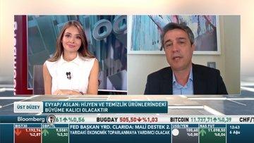 Evyap/ Aslan: İlk 6 ayda en büyük satış artışını yüzde 86 ile kolonyada yaşadık