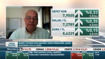 Nurol Yatırım/ Ziya Akkurt: Proaktif politika Türkiye'ye güven artırmak açısından önemli