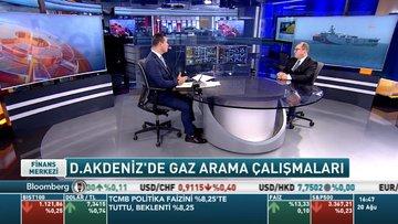 Doğu Akdeniz'de gaz arama çalışmaları