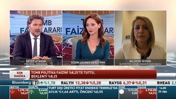 İş Portföy/Sezgin: TCMB'nin karar metni, mevcut sıkılaşmanın yeterli olduğu mesajını veriyor