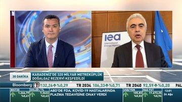 UEA Başkanı/ Fatih Birol: Rezervi çıkarmak için 6 milyar dolarlık yatırım gerekebilir