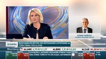 Alarko Holding CEO/Yavrucu: Pandemi işlerimizi olumsuz etkiledi, umarız normale dönülür