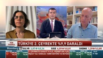 Prof. Dr. Hakan Kara ve Seda Güler Mert Türkiye'nin ikinci çeyrek büyüme sonuçlarını değerlendirdi