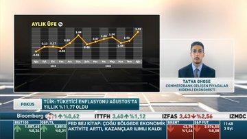 Commerzbank/Ghose: Enflasyonu düşürmek için parasal duruşu sıkılaştırmak gerekir