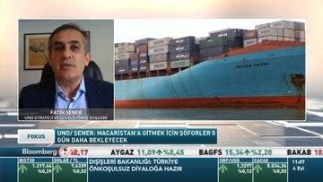 UND/ Şener: Kazakistan uygulamaları sebebiyle Orta Asya taşımaları yapılamıyor