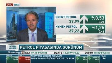 Bloomberg HT Dubai/Erkazancı: Petrol fiyatlarının artması için ABD-Çin arasındaki gerginliğin azalması gerekli