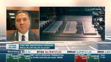 TSPB Bşk./Eraslan: İstanbul'un finans merkezi olması yolunda bilgilerimizi paylaşacağız
