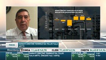 İDDMİB/ Öztiryaki: Yılı 8,5 milyar dolar ihracatla kapatmayı bekliyoruz