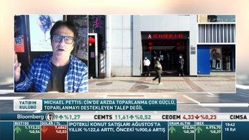 Micheal Pettis: Çin'de arzda toparlanma çok güçlü, toparlanmayı destekleyen talep değil
