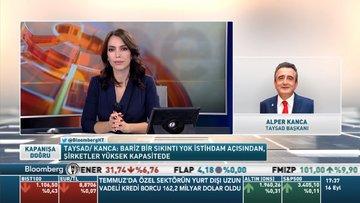 TAYSAD Bşk./ Kanca: Otomotiv sektöründe istihdamda ilk aylardaki sıkıntılı şartlar artık aşıldı