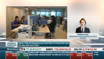 Denizbank/Çam: BDDK tebliği bankacılık sektörü için çok önemli bir gelişme