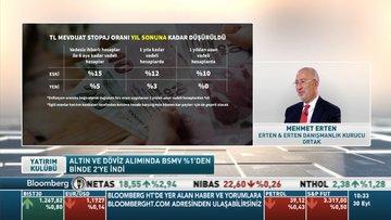 Mehmet Erten: BSMV ve stopaj adımlarında gecikildi ama alınan kararlar doğru