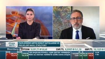 Özcan Tahincioğlu: Artan maliyetler önümüzdeki dönemde konut fiyatlarına da yansıyacak