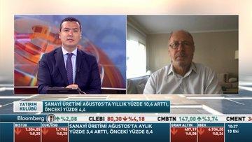 Prof. Dr. Necip Çakır: Sanayi üretiminde kriz önceki seviyeye dönülmüş görünüyor