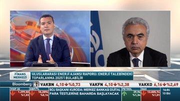 UEA/Fatih Birol: Salgından en fazla petrol, en az yenilenebilir enerji etkilendi