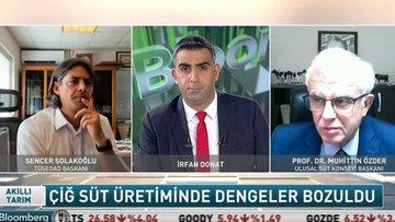 TÜSEDAD/Sencer Solakoğlu: Türk çiftçisi boğuluyor