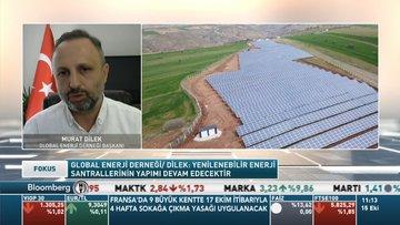 Global Enerji Derneği/Dilek: Yenilebilir enerji artıyor