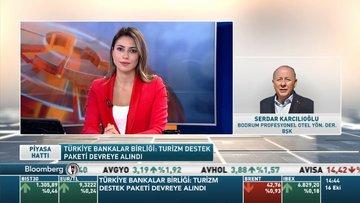 Serdar Karcılıoğlu: Turizm sektörünün sorunlarını kredi desteğiyle çözmeye çalışmak yeterli olmayacaktır