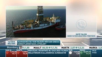 Karadeniz'de yeni rezerv miktarı enerji şirketlerini nasıl etkiler?