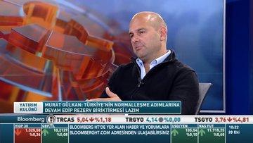 Murat Gülkan: Yerli yatırımcıyı ikna edecek döviz seviyesinde değiliz