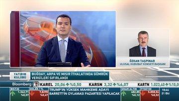 Özkan Taşpınar: Gümrük vergisinin kaldırılmasıyla hububat fiyatlarının düşeceği beklentisi içine girilmemeli