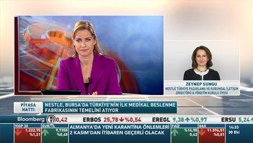 Nestle Türkiye/ Sungu: Medikal beslenmede önemli bir ithalatın önüne geçeceğiz