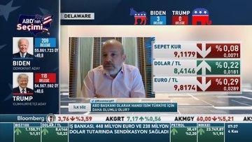 Tufan Deriner: Trump'ın kazanmasının Dolar/TL üzerinde çok sert bir baskı yaratacağını düşünmüyorum