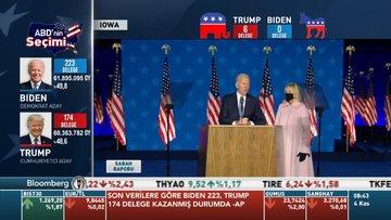 Biden: Biz bu seçimi kazanacağız