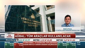 Baki Atılal: Naci Ağbal'ın TBB toplantısı sonrası yorumu olumlu bir etki yarattı