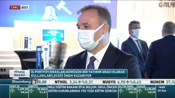 İş Portföy/ Eraslan: Serbest gümüş fonunu nitelikli yatırımcılar alabilecek