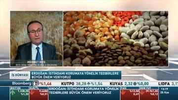 Reis Gıda/ Reis:  Son 5 ayda dünyada gıda fiyatları yükselmeye devam etti