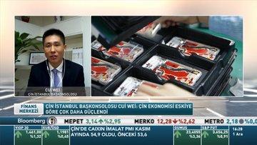 Çin İstanbul Başkonsolosu Cui Wei: Çin ekonomisinde yeni aşamaya girdik