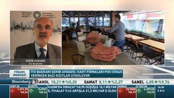 İTO/ Avdagiç: İstanbul'da 20 bin işletmenin vergi borcu ertelenmeli
