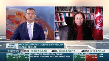 DİSK/ Çerkezoğlu: Asgari ücretin 3'te 1'i vergi ve kesintilere gidiyor